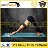 Stuoia antiscorrimento di yoga del cuoio del poliuretano di Procircle