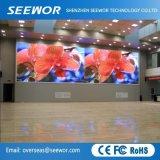 La haute définition P6mm fixe intérieur plein écran LED de couleur