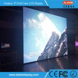 Comitato esterno della visualizzazione di colore completo LED di alta qualità P5 per costruzione