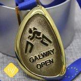Factory Custom Metal Corner Sports Copper 3D Medallion Medal Metal
