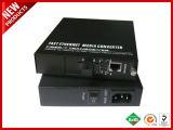 2 ports 1000M Convertisseur de supports à fibre optique
