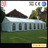 Tenda libera esterna della fiera commerciale della tenda con il muro laterale di vetro