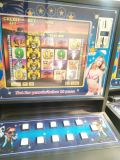La máquina de juego de la máquina de juego de la ranura de la ensalada de fruta
