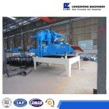 De Machine van de Dehydratie van het Recycling van het Zand van het kiezelzuur (LZ18-100)