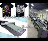 綿のTシャツのための多機能の平面プリンターは印刷を指示する
