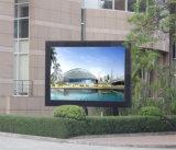 Publicité vidéo P10 étanche à l'extérieur de l'écran affichage LED