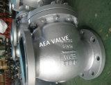 L'acier a boulonné le clapet anti-retour non de renvoi d'oscillation de couverture