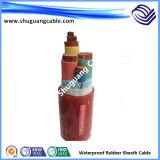 Пламя - кабель системы управления retardant изолированный PVC бронированный