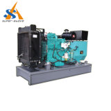 Cummins- Engineangeschaltener Generator mit Stamford