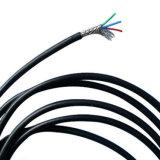 Медная экранирующая оплетка экрана силиконовые провода кабеля