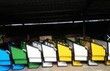 販売新しいTuk Tukのための3つの荷車引きのPedicabの製造業者の人力車
