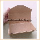 Caixa Foldable do Eyeglass dos óculos de sol do triângulo da cortiça Eco-Friendly