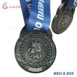 Commercio all'ingrosso su ordinazione della medaglia del metallo dell'oggetto d'antiquariato 3D con il migliore prezzo