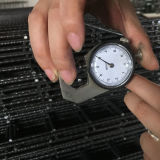 O aço inoxidável mergulhado quente 2X2 galvanizou o painel de engranzamento soldado do fio