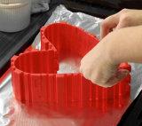 シリコーンのケーキ型はヘビを焼くマルチ様式DIYの困惑のベーキングケーキ型4のタブレットが熱い販売のケーキ型170グラムのアマゾンEbayロードした、(XY-CM-01)
