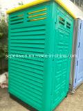 De bonne qualité/Préfabriquées Préfabriqués toilettes publics de téléphonie mobile