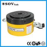 200 Tonnen Pfannkuchen-Gegenmutter-hydraulische flache Zylinder-