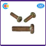 Carbon-Steel DIN/ANSI/BS/JIS/Stainless-Steel гальванизированный 6-Лепесток с винтом стержней