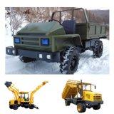 ダンプの貨物自動車のトラック