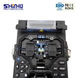 Macchina d'impionbatura stabile di fusione di Shinho della giuntatrice del fornitore della giuntatrice con poche perdite di telecomunicazione Mondo-Rinomata della fibra