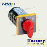 La leva de cambio eléctrico universal Selector rotativo