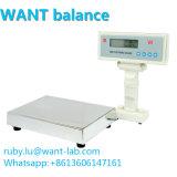 5g/10g de precisión y la carga nominal de 600 kg Balanzas Digitales
