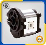 Редукторный двигатель гидравлического насоса для скрепера с предохранительным клапаном