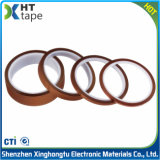 A cola lateral única fita cola de silicone de poliamida Kapton Tape