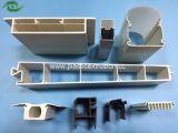 Piezas de moldeo ABS perfiles y tubos de extrusión de plástico