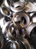 Tipo de Mss del final del trozo de la instalación de tuberías de acero inoxidable 304 316