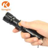 Hoge Macht 3 van het gezoem 10W 800lm het Navulbare Flitslicht van de Toorts USB van Zoomable van Wijzen