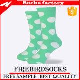 Изготовленный на заказ носки метки частного назначения продают цветастые носки оптом платья взрослых