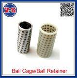 Fermo di alluminio della gabbia del cuscinetto a sfere di Fz