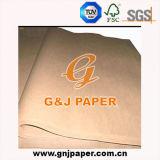 150 GSM-коричневого цвета со стороны одного аппарата листов бумаги для продажи