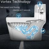 Toilet het uit één stuk van WC van de Riem Siphonic met Tank BC-2014 van het Water