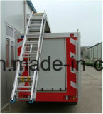 La persiana enrrollable automática/rueda para arriba la puerta/la puerta del coche de bomberos del obturador del rodillo
