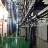 Linea di produzione elettrostatica del rivestimento della polvere per il profilo di alluminio