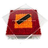 Boîte de fleurs de Luxe en acrylique Professional Fabricant