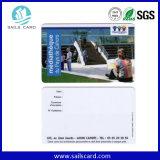 Tarjeta inteligente sin contacto modificada para requisitos particulares Cr80 de la identificación VIP de la impresión RFID