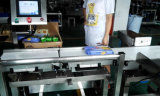 Food Processing를 위한 Automatic Rejecting System를 가진 Checkweigher