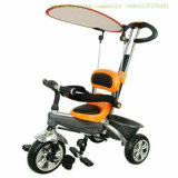 Triciclo del bebé del modelo nuevo del triciclo de 2017 cabritos