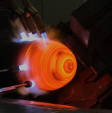 Cilindro sem máquina girando a quente de metais