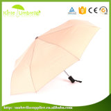 Fabricante Foldable personalizado do guarda-chuva do logotipo 3fold em China