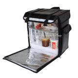 Erhitzter Nahrungsmittelanlieferungs-Kasten oder thermischer Anlieferungs-Rucksack Großbritannien mit Heizelementen