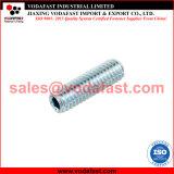 ISO 4029 DIN 916の六角形のソケットのコップポイント止めねじのステンレス鋼