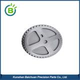 Bck0094 claire d'usinage CNC de précision en aluminium anodisé