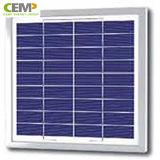 Il comitato solare policristallino 3W, 5W, 10W 20W 40W 80W di Cemp PV aiuta le vostre fatture di elettricità per diventare più basso