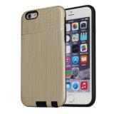 El TPU El trefilado Teléfono Móvil de Shell para iPhone 6