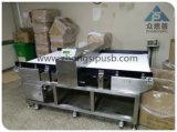 Convoyeur à courroie de qualité alimentaire pour l'industrie alimentaire du détecteur de métal