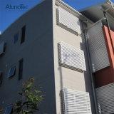 Im Freien Aluminiumplantage-Blendenverschluss-Luftschlitz-Blendenverschlüsse